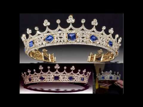 Will Queen Victoria's £5m Sapphire & Diamond Circlet Be Saved For The Nation?