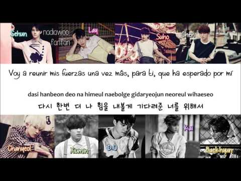 EXO - Promise (약속) EXO 2014 (Korean Version) [Sub Español /Romanizacion/Hangul] (Color Coded)