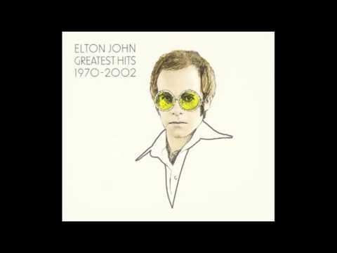 Elton John Saturday Night's Alright  for Fighting
