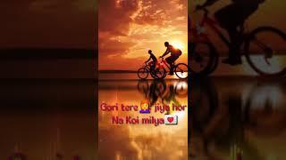 Gori tere jiya hor Na Koi milya 😍 WhatsApp status 👌