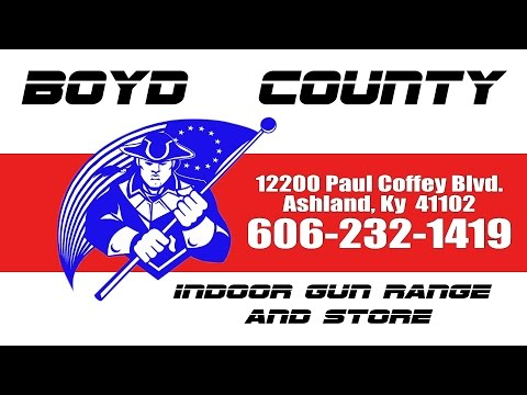 Boyd County Gun Range
