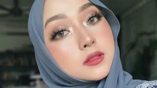 Glam Raya Makeup Tutorial 2019