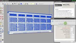 Ddc For Sketchup - Planing A Cabinet Using The Ddc Part 1