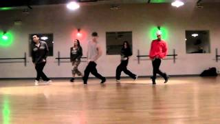 chris brown no bs choreography