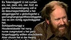 Franz Hohler - Ds Totemügerli - mit Text