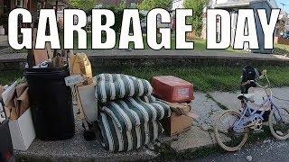 TRASH PICKING FOR FREE STUFF LEFT FOR GARBAGE! Trash Picking Ep. 150
