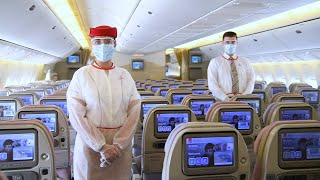 Fly better and safer with Emirates | Emirates Airline