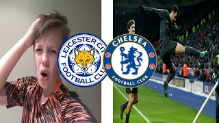 SO UNLUCKY - LEICESTER CITY VS CHELSEA FA CUP QUARTER FINAL MATCHDAY VLOG!!!