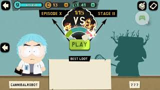 South Park Phone Destroyer Episode 10 Stage 2 Kyle of the Drow Elves