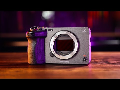 SONY FX3 Review: GREAT Camera, but Nothing New...