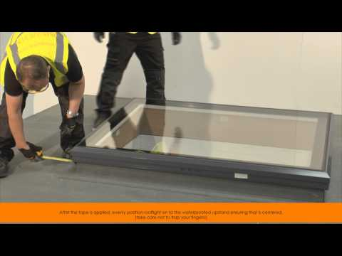 Skylight Installation - How to Install our Skyview Skylight