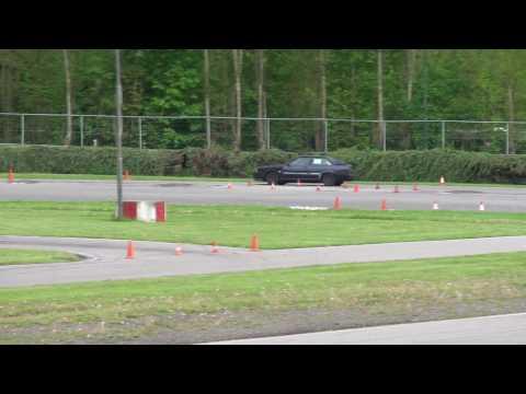 Circuitdag Audiclub.nl 07 Audi coupe B2