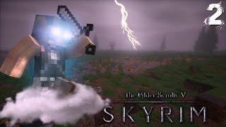 Skyrim в Майнкрафте #2