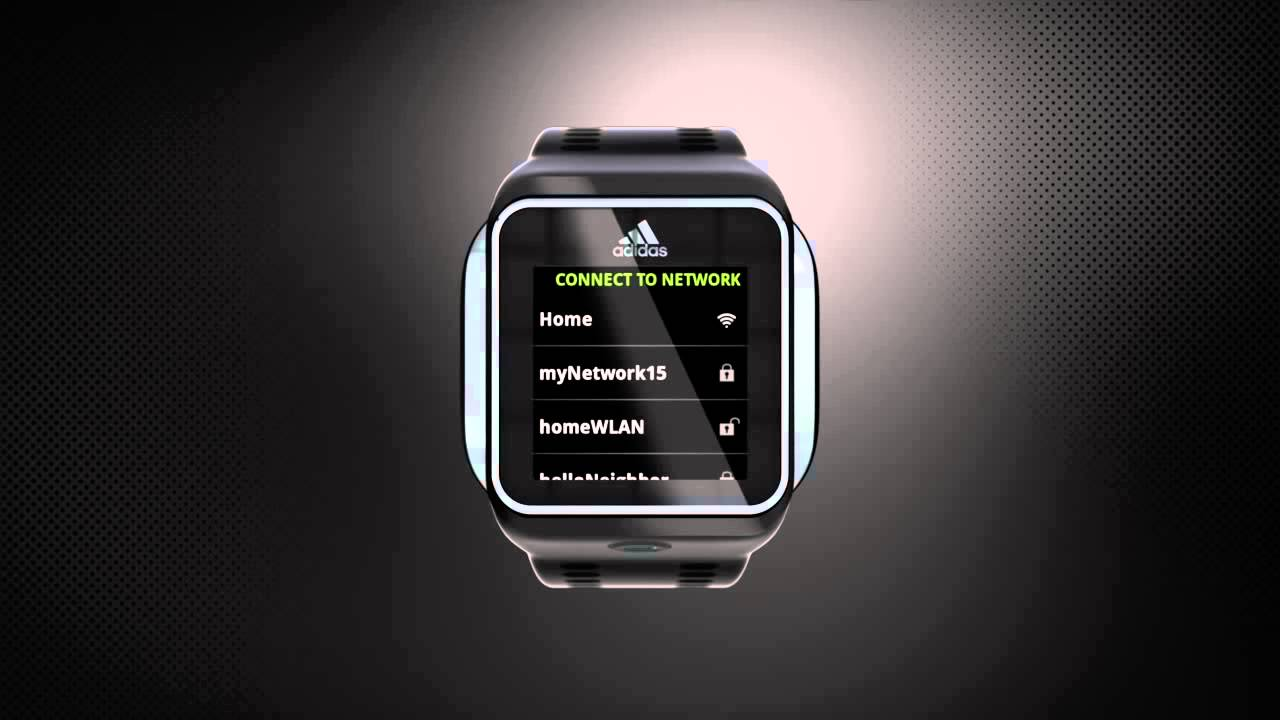 Adidas miCoach FIT SMART Heart Rate Monitor Review - YouTube