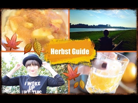 Mädchen HERBST SURVIVAL GUIDE - SNACK, FRISUR, OUTFIT, DIY MASKE...| LikeADaisyInSpring #DaisyInFall