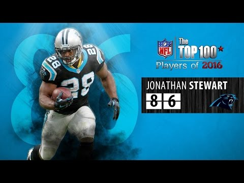 #86: Jonathan Stewart (RB, Panthers) | Top 100 NFL Players of 2016