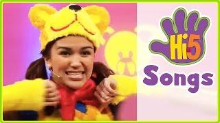 Привіт-5 Пісень | Коробка Іграшки Та Багато Іншого Дитячі Пісні - Сезон Hi5 12