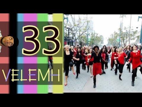 Видео: Простая Америка 33 Флэшмоб
