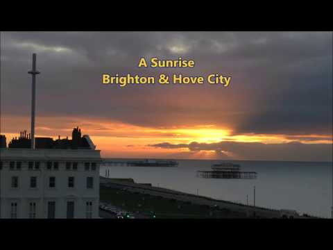 CB S FILMZzz ZEQUENCE058 Brighton&HoveSunrise18 11 2017