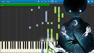[Synthesia Deemo] V.K克 - Reflection / 鏡夜 *Update* + Accompaniment