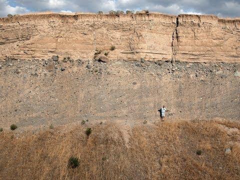 Bonneville Ice Age Flood Evidence / Snake Back-flood -Cosmography101-32.2 w/ Randall Carlson '08
