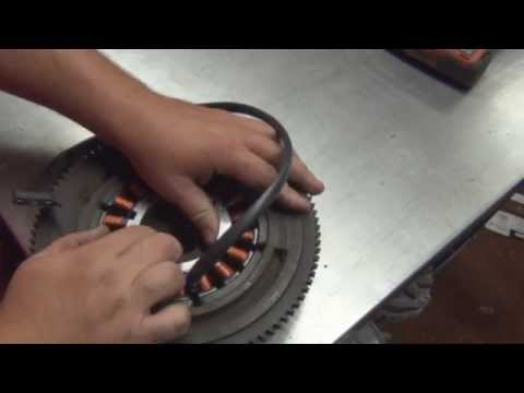 How A Stator Works & How To Test video