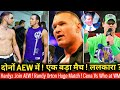 Randy Orton Huge WrestleMania ! John Cena Challenged By Two ! Hardy Boyz Join AEW