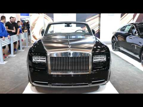 New York International Auto Show 2016, Jacob Javits Convention Center