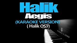 HALIK - Aegis (KARAOKE VERSION) (Halik OST)