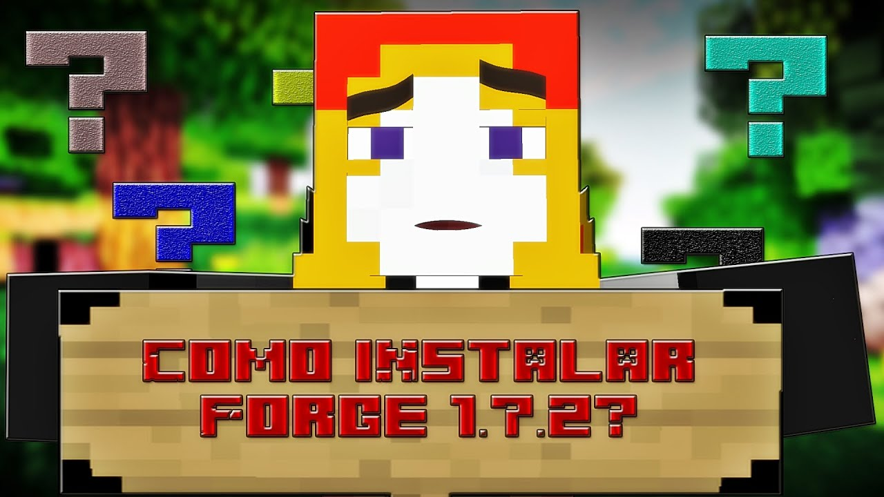 how to download minecraft 1.7.2 forge