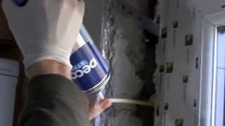 How To Fit Upvc Door And Frame. Part 2