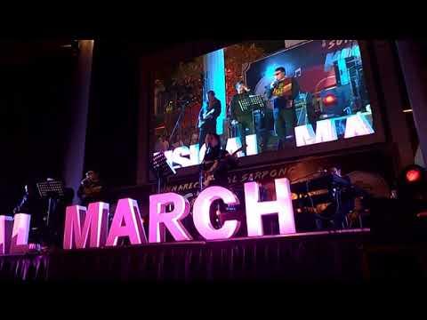 SENJA TLAH BERLALU NEW PANBERS MALAM NOSTALGIA, MUSICAL MARCH SUMMARECON MALL SERPONG