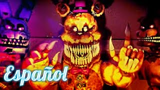''Break My Mind'' Español [Animation ] Five Nights at Freddy's