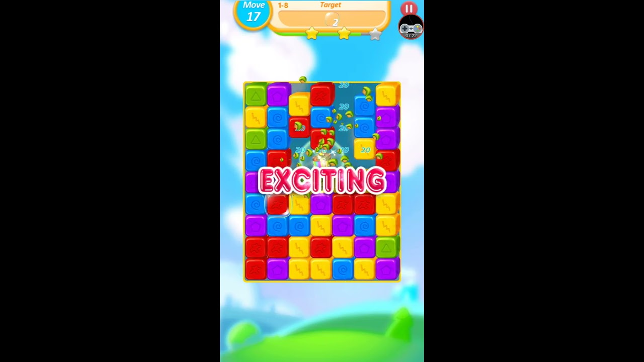 top fashion innovative design the sale of shoes Pop blast - the new game for android 2017 | Pop Cubes game