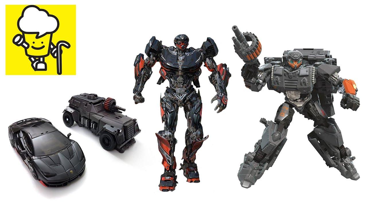 Transformers Studio Series Deluxe World War Two Hot Rod en stock!