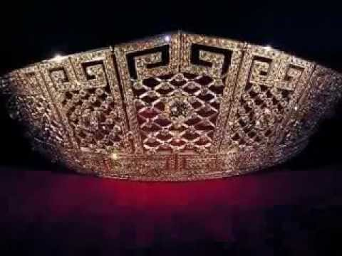 German Jewels - Last German Empress...