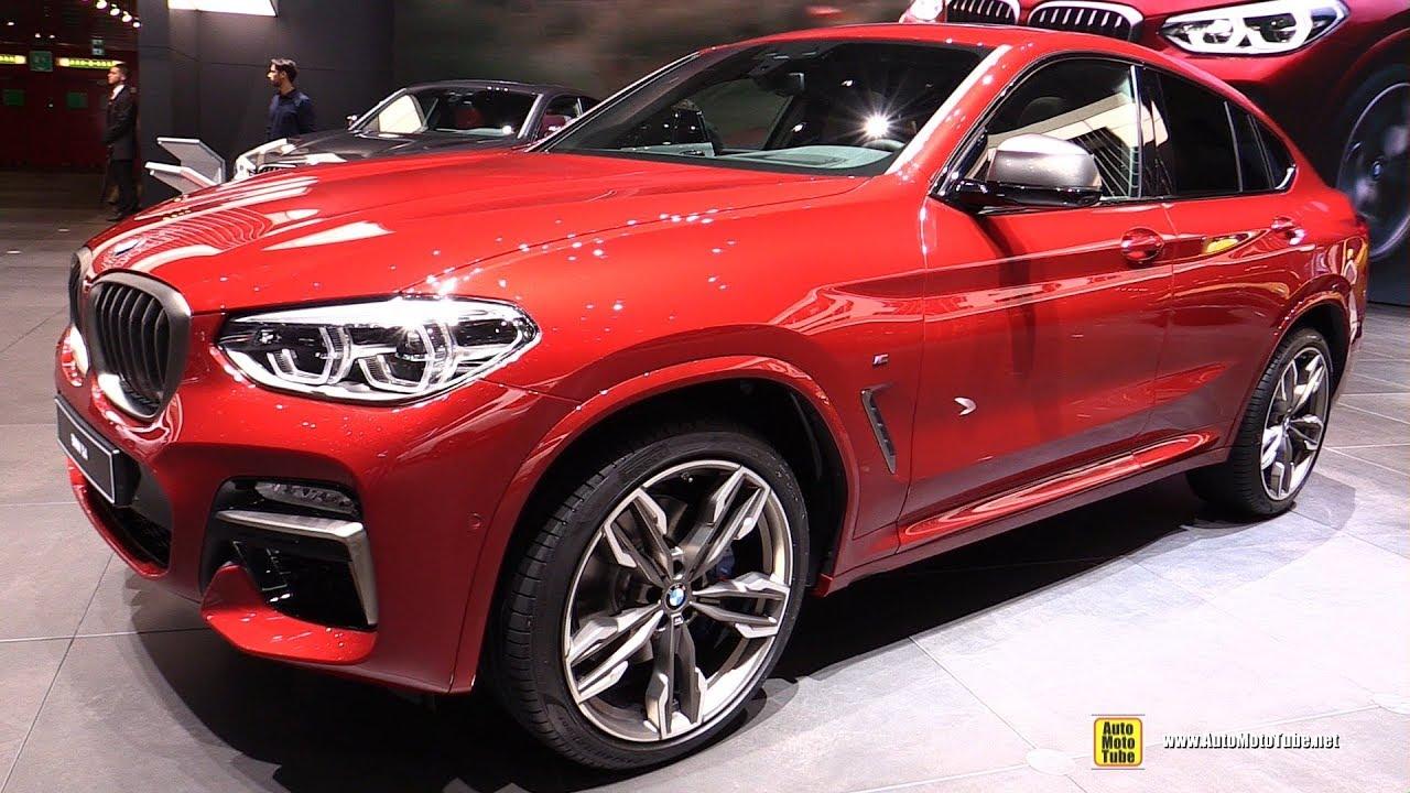2019 BMW X4 M40d - Exterior and Interior Walkaround ...