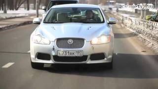 Рыбакин РулитTop Gear Jaguar XFR