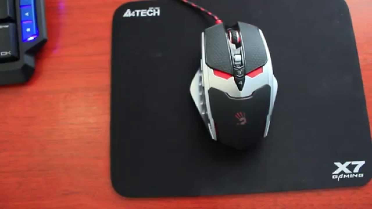 А4Tech Bloody TL8 Игровая Мышь