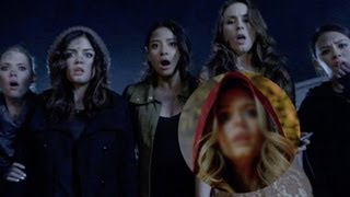 Red Coat Revealed on Pretty Little Liars Season 3 Finale 3x24