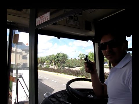 Airport Bus Driver  in Malta Trying to Steal Money from Company