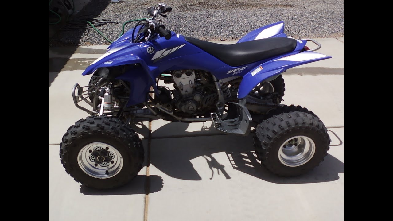 Yfz450 For Sale >> FOR SALE 04 YAMAHA YFZ 450 - YouTube