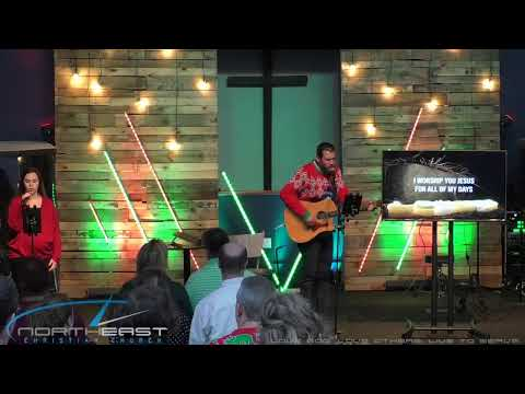 Northeast Christian Church Live- The Christmas Option Week3 ""