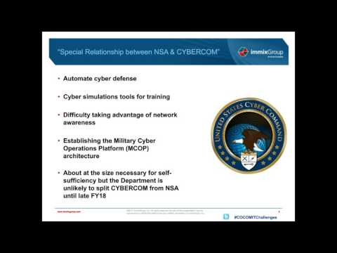 Combatant Commands: Big challenges, big opportunities for tech