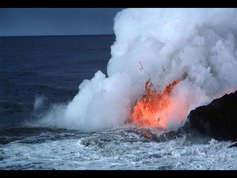 Submerged Volcanoes Found Off Sydney