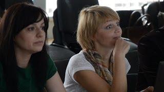 """Кастинг для шоу """"Супермодель по-украински"""". Репортаж """"Телекритики"""""""