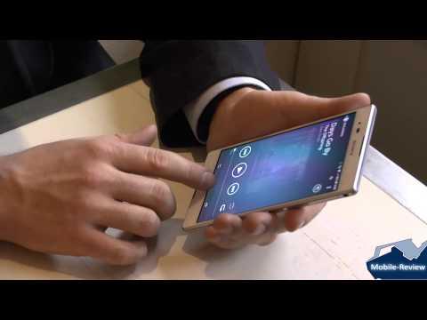 Знакомство с Sony Xperia T2 Ultra