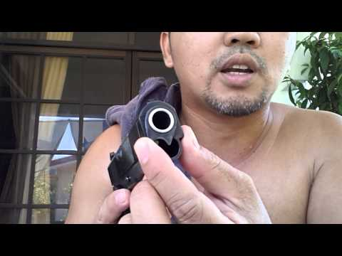 Norinco. 45 disassembly ilonggo version