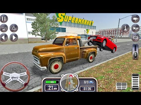 Construction Simulator #1 - Excavator Truck Games Android IOS gameplay