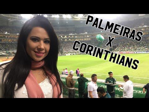 Palmeiras X Corinthians Minha Primeira Vez Assistindo Jogo No Allianz Parque